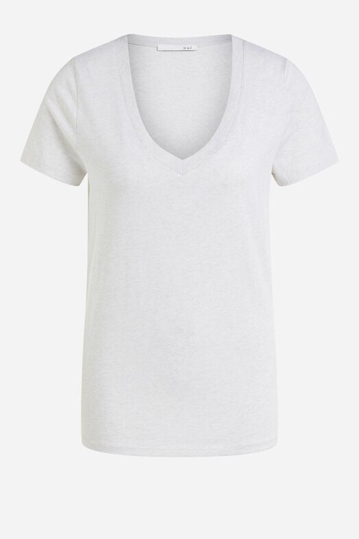 Organic Cotton Paper White T-Shirt
