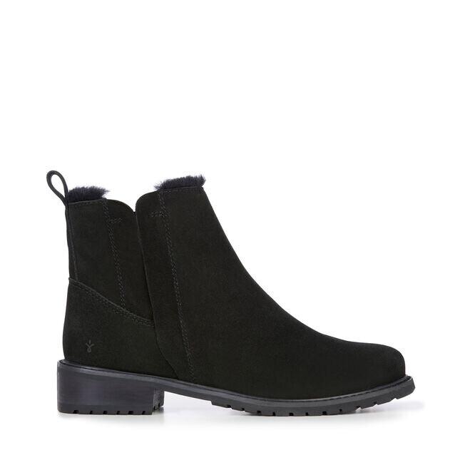 Pioneer Leather - Black