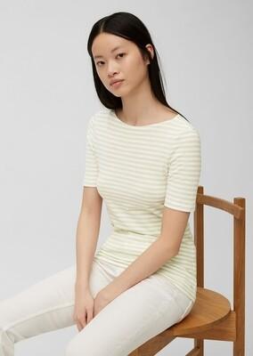 Multi Pale Mint Organic Cotton Short Sleeve T-Shirt