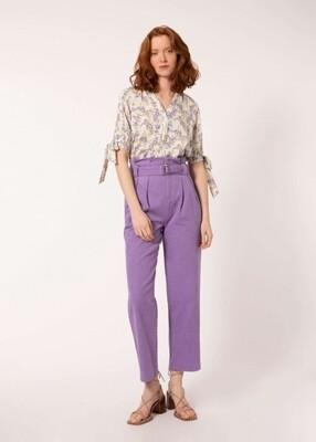Citronnade Lilac Flower Top