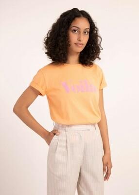 Voila Melon Cotton T-Shirt