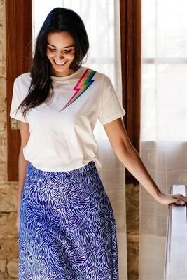 Adelia Blues, Poolside Waves Skirt