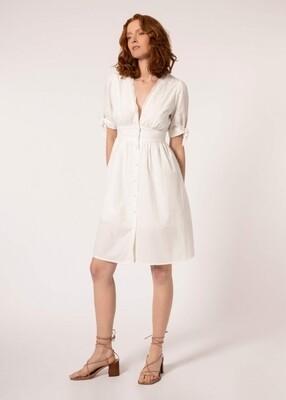 White Amelys Dress