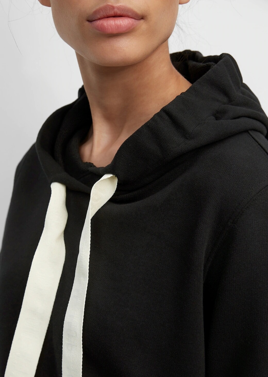 Marc O'Polo Black Hoodie