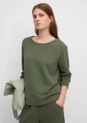 Fresh Moss Organic Sweatshirt