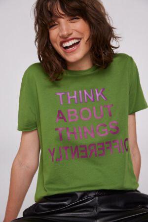 Cactus Green T-shirt