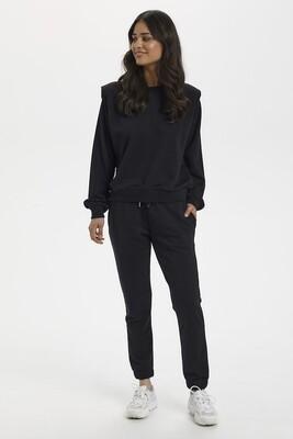 Kavelly Black Sweatshirt