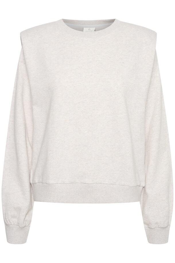 Kavelly Light Grey Sweatshirt