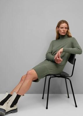 Fresh Moss Knit Dress