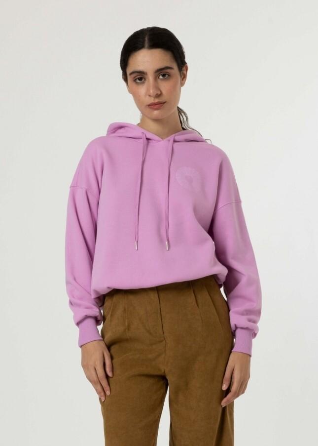 Fleche Lilac Sweatshirt