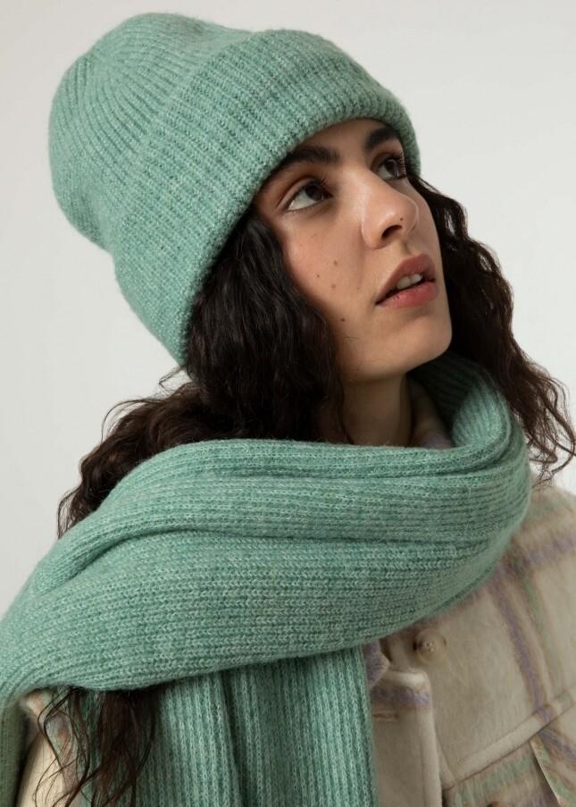 Sage Green Hat