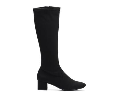 Unisa - Ker Black Knee High Boot