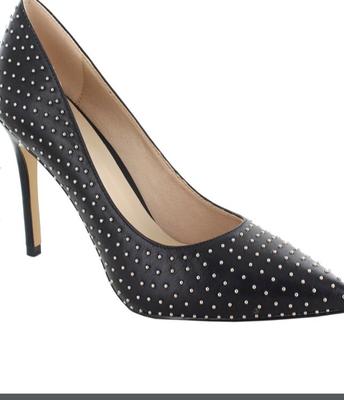 Laval Court Shoe Black