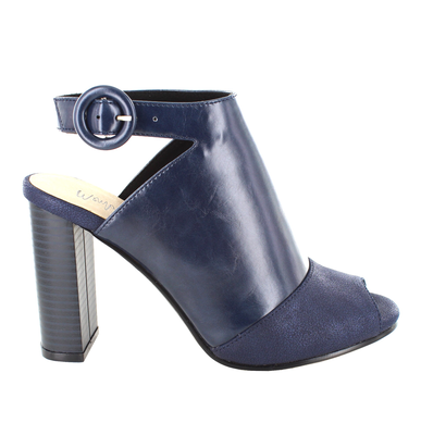 Marola Navy Shoe Boot