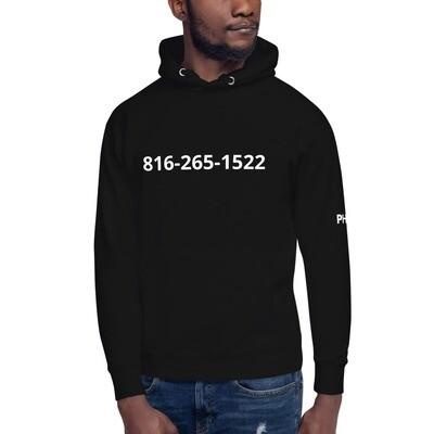 Unisex 816-265-1522 Hoodie
