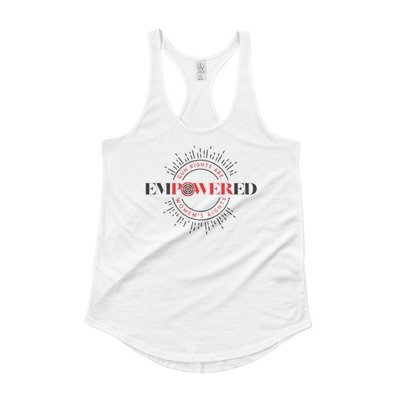 GUN RIGHTS ARE WOMEN'S RIGHTS TANK