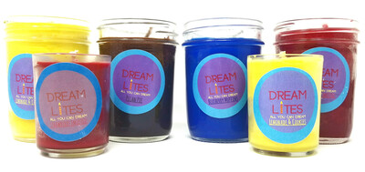 Dream Lites Scented Soy Candles