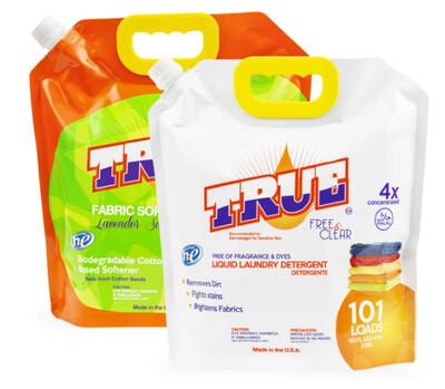 True Clear Duo - True Clear + True Fabric Softener