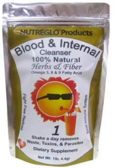 Nutreglo Blood & Internal Cleanser