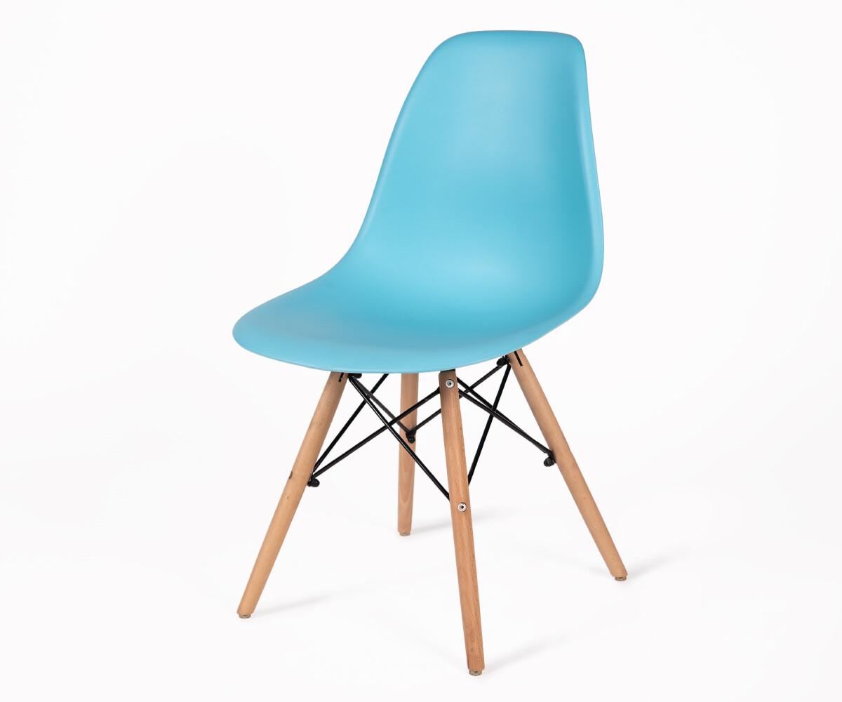 Стул Eames синий