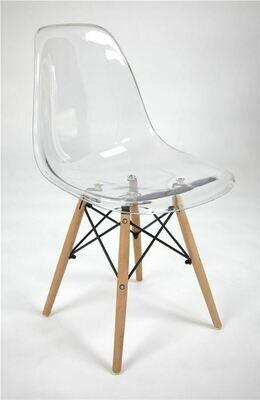 Стул Eames прозрачный