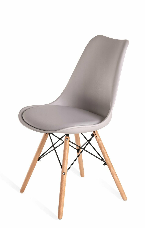 Стул Eames soft серый