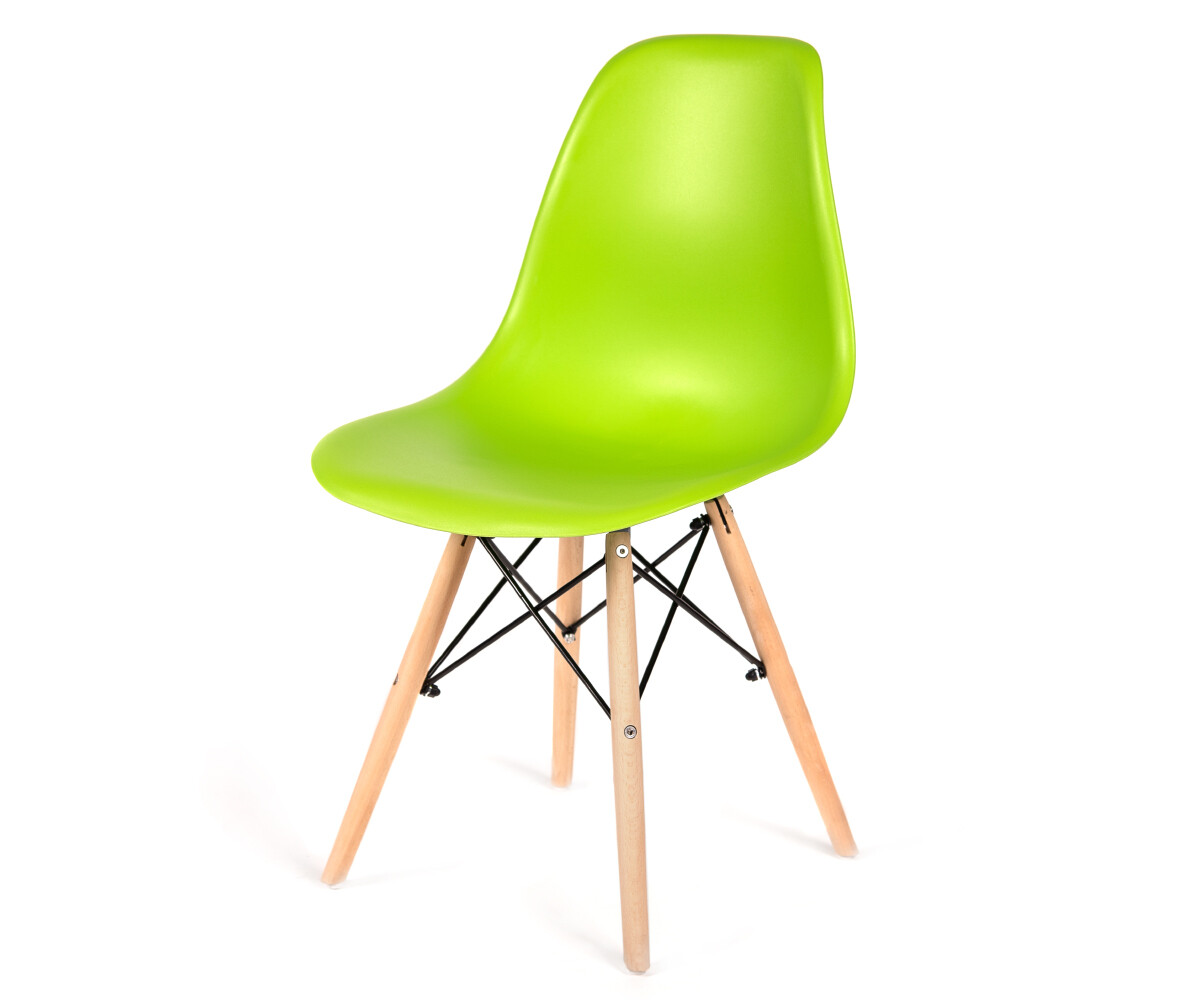 Стул Eames зеленый