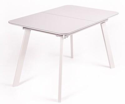 Стол Airat серый/серый (120-160)х80х76 см