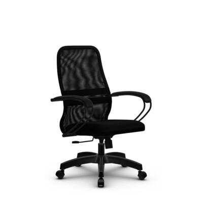 Кресло МЕТТА SU-CP-8 Черный