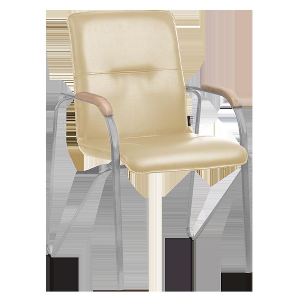 Кресло для посетителей Samba бежевый