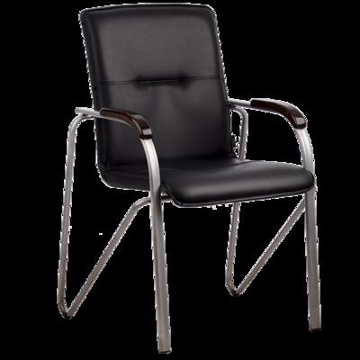 Кресло для посетителей Samba черный