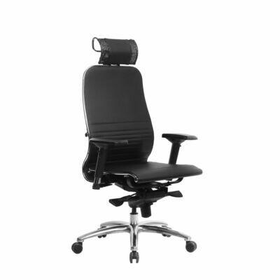 Кресло руководителя МЕТТА Samurai K-3.04