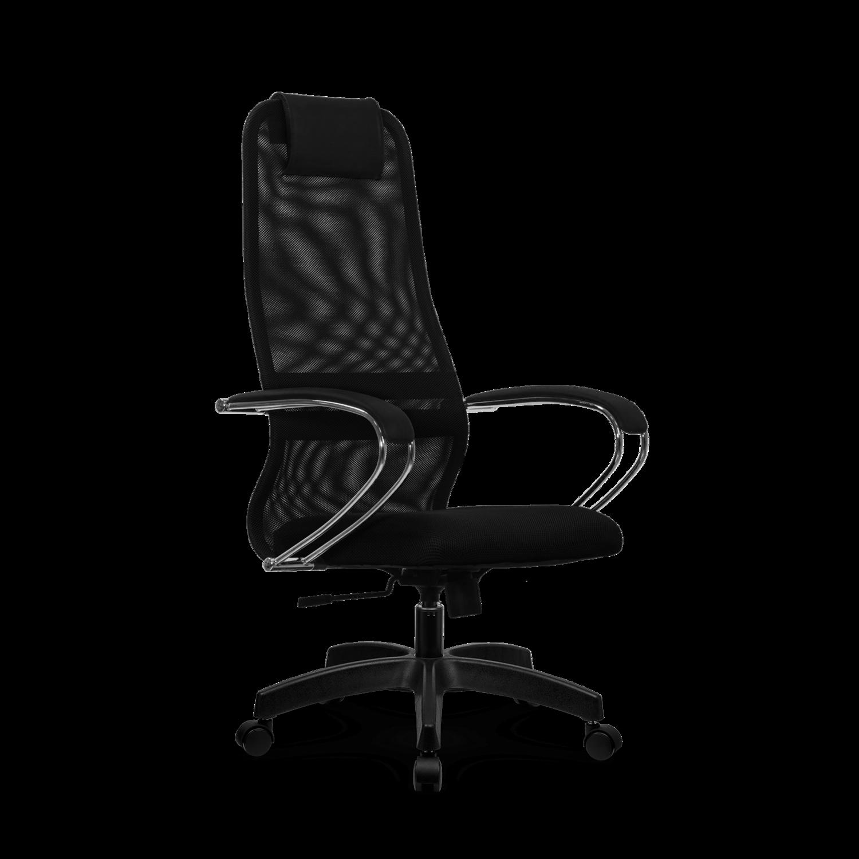 Кресло руководителя МЕТТА SU-BK-8