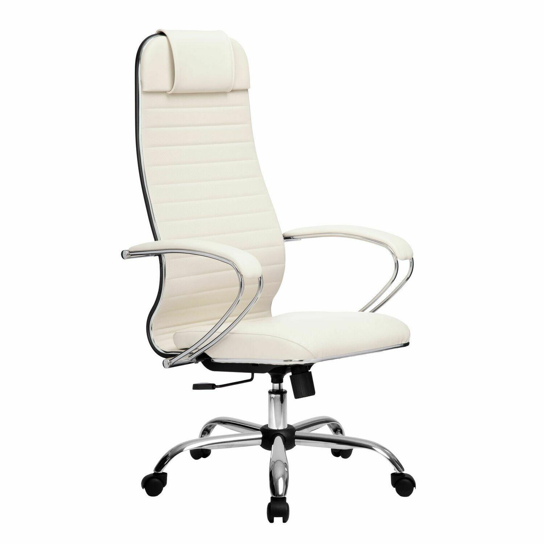 Кресло компьютерное Метта комплект 6.1 (хром)