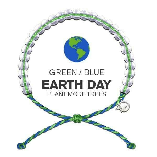 4Ocean Earth Day Bracelet - Tag der Erde!