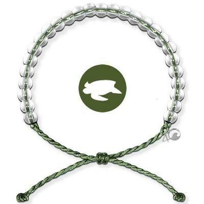 4Ocean Leatherback Sea Turtle Bracelet - Rette die Lederschildkröten