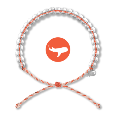 4Ocean Walhai Armband - klassisch