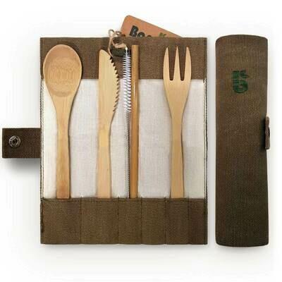Bambusbesteck - die plastikfreie Lösung für Einwegbestecke