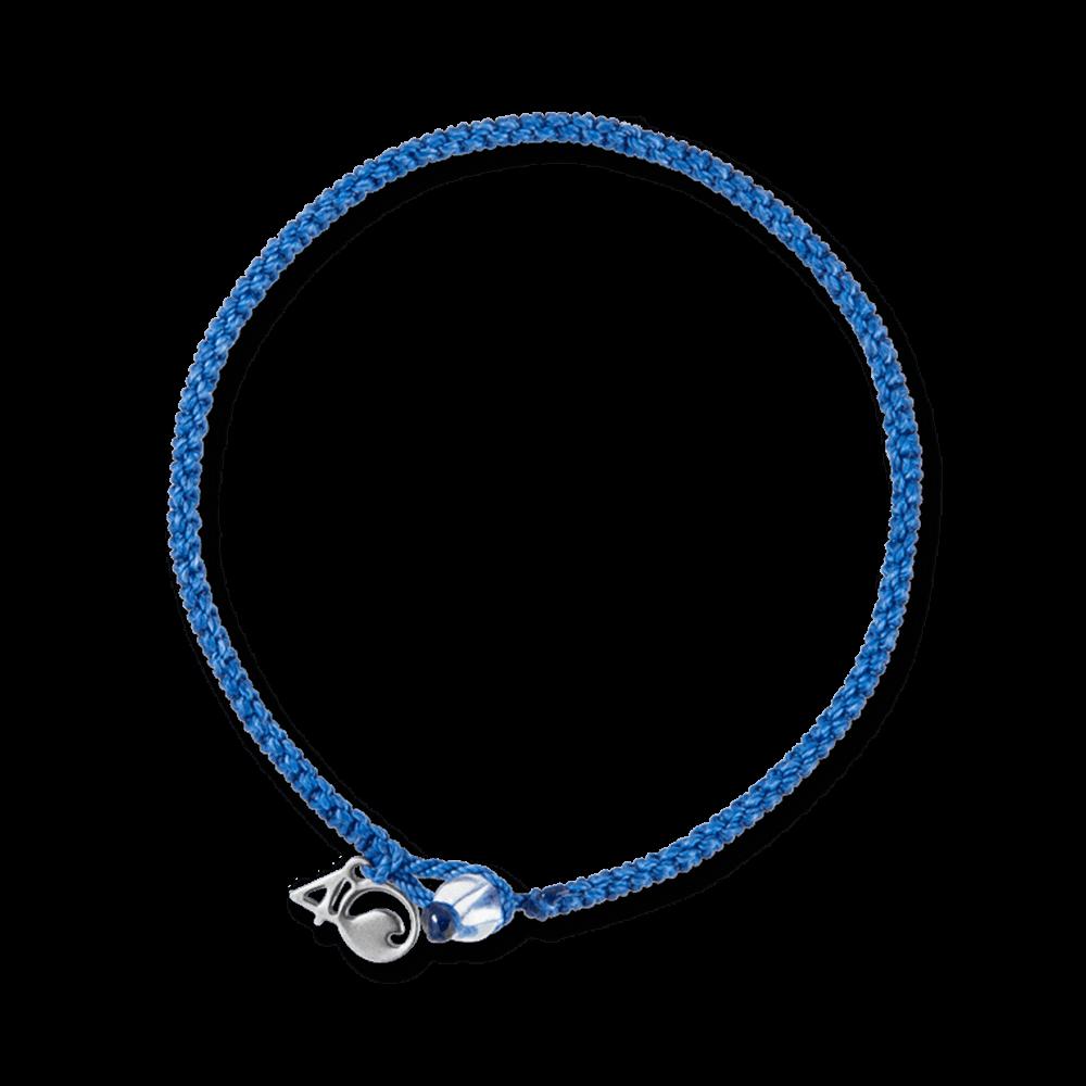 4Ocean klassisches Armband - geflochten