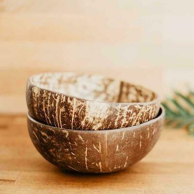 Bambaw Kokosnussschalen POLIERT - Ein Geschenk der Natur