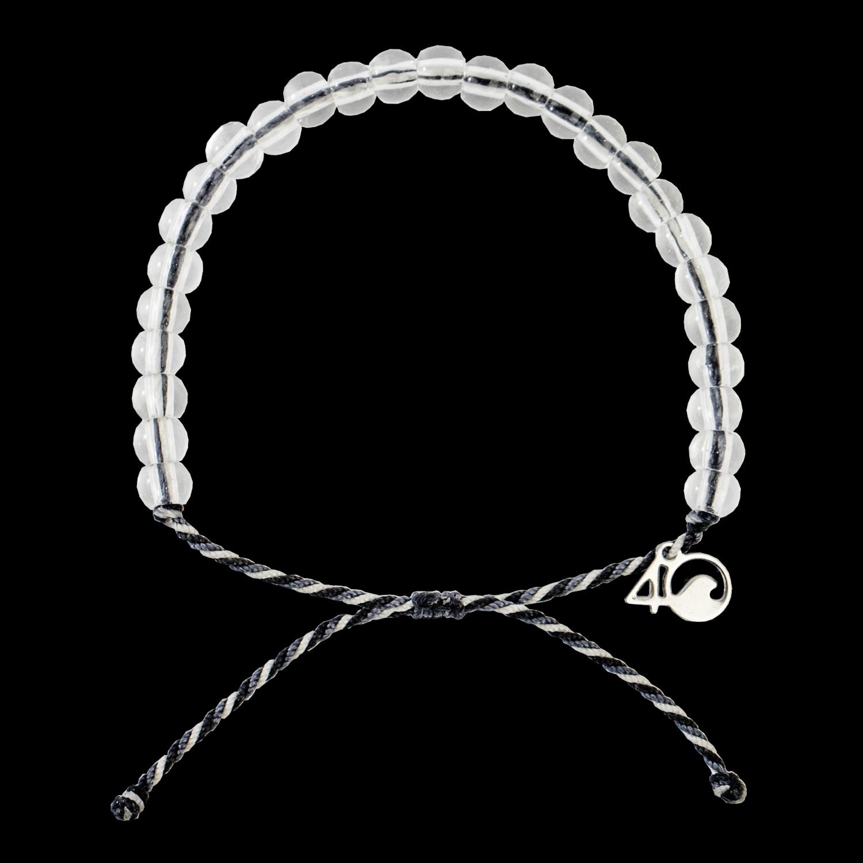 4Ocean Great White Shark Bracelet- Rette die Weissen Haie
