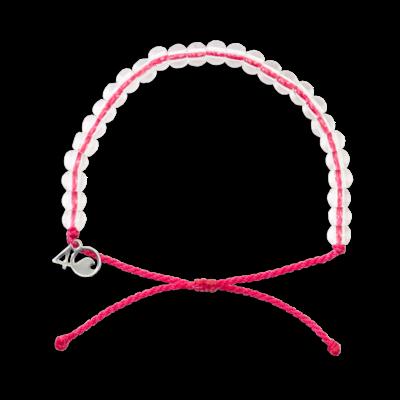 4Ocean Pink Flamingo Armband - klassisch