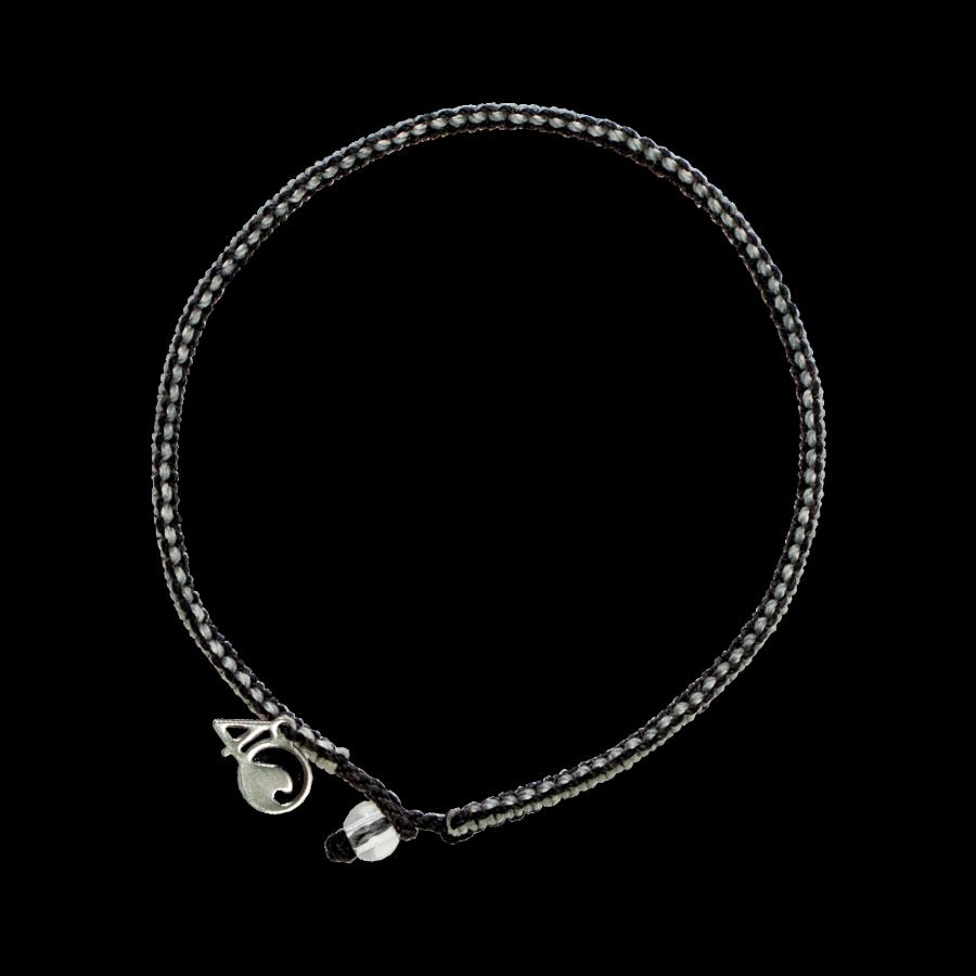 4Ocean Orca Whale Braided Bracelet - das geflochtene Armband des Orca Wales