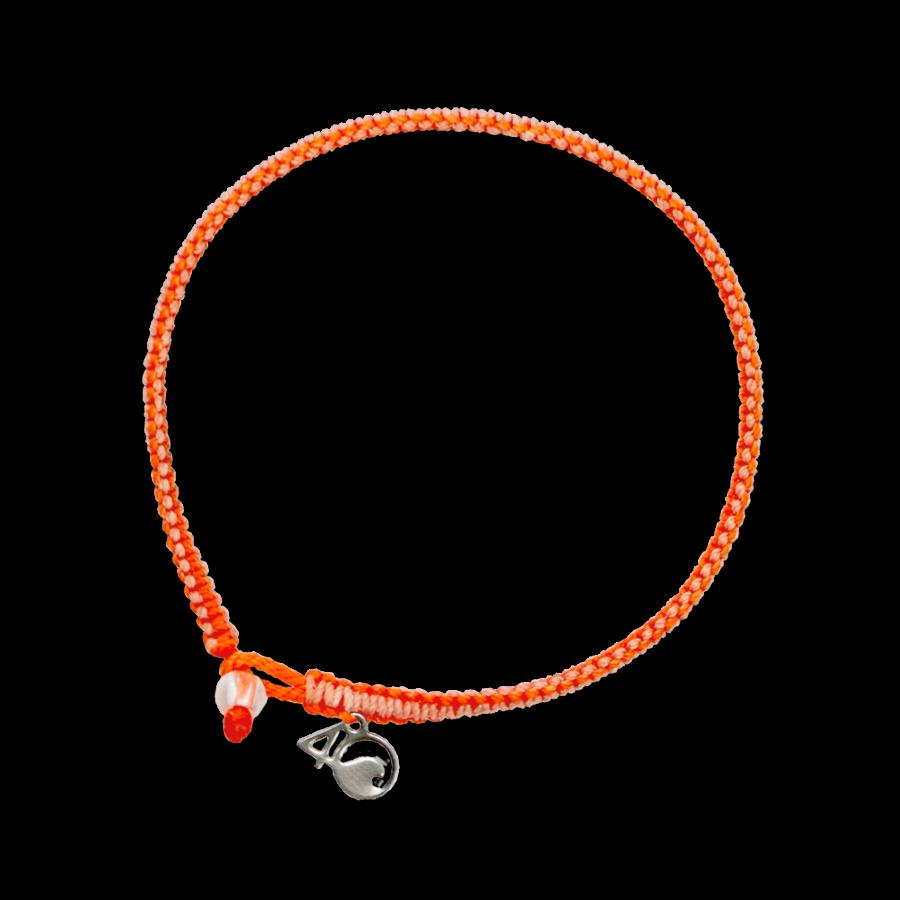 4Ocean Whale Shark Braided Bracelet - das geflochtene Armband des Wahlhais!