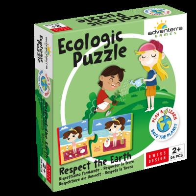 Ecologic Puzzle - Respektiere die Umwelt