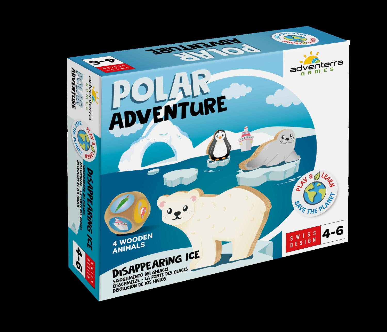 Ecologic Puzzle - Polar Adventure - Eisschmelze!