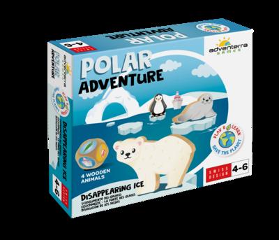 Ecologic Puzzle - Polar Adventure - Eisschmelze