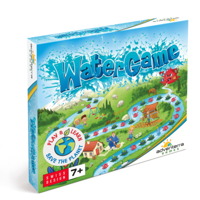 Ecologic Puzzle - Water Game