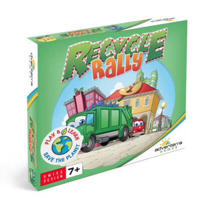 Ecologic Puzzle - Recycle Rally