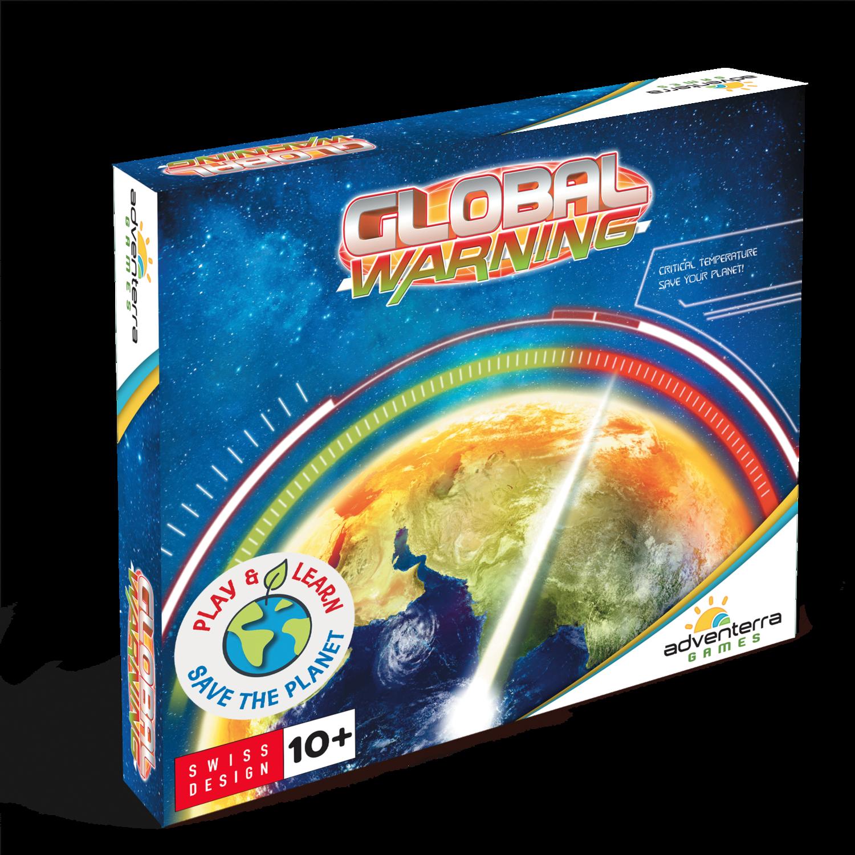 Ecologic Puzzle - Global Warning
